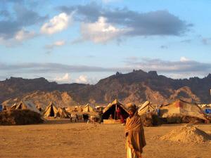 Kandahar Pajwayi IDP Camp