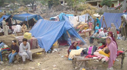 2005 Pakistan Earthquake