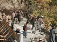 Bridge Construction in Shakardara, Kabul