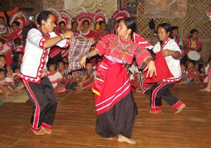 Indigenous Support Program at Sonko, Mindanao
